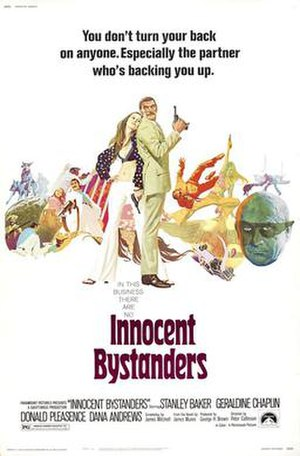 Innocent Bystanders (film) - Original film poster