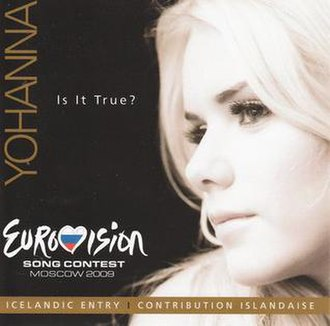 Is It True? (Yohanna song) - Image: Is It True Official Cover