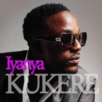 Kukere - Image: Iyanya Kukere cover