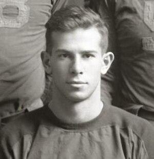 Jack Wheeler (American football) - Jack Wheeler, 1930