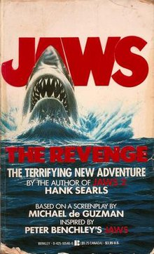 Image result for jaws the revenge searld