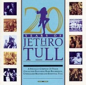 20 Years of Jethro Tull: Highlights - Image: Jethro Tull Twenty Years Highlights