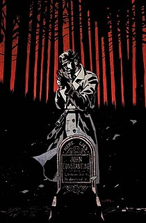 John Constantine DC comics character