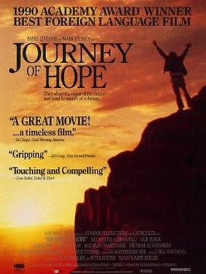 Journey of Hope (film) - Film poster