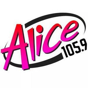 KALC - Image: KALC Alice 105.9 logo