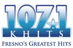 KHIT-FM - Image: KHIT FM 107.1 logo