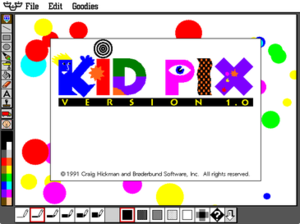 Comments on Kid Pix Deluxe 3X