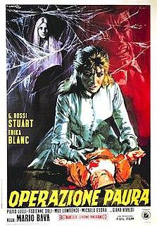 <i>Kill, Baby, Kill</i> 1966 Italian horror film directed by Mario Bava