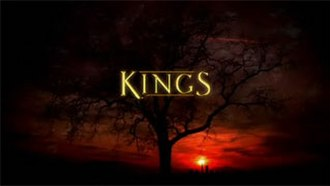 Kings (U.S. TV series) - Image: Kings title card