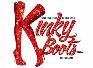 Kinky Boots (musical) - Chicago preview promotional poster
