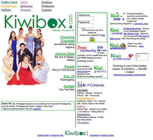 Teen Site Kiwibox The 84