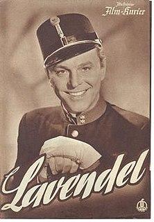 <i>Lavender</i> (1953 film) 1953 film by Arthur Maria Rabenalt