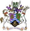 Coat of arms of London Borough of Lewisham