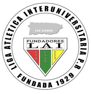 Liga Atlética Interuniversitaria de Puerto Rico - Image: Liga Atletica Inter
