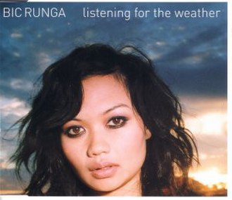 Listening for the Weather - Image: Listening for the Weather by Bic Runga