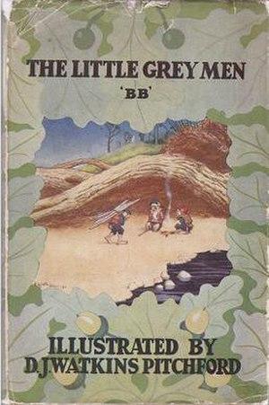 Denys Watkins-Pitchford - The Little Grey Men (1942)