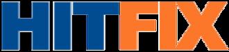 HitFix - Image: Logo of Hit Fix