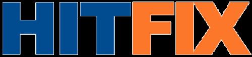 Logo of HitFix