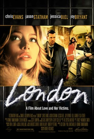 London (2005 American film) - Theatrical Movie Poster