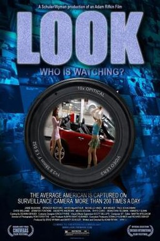 Look (2007 film) - Theatrical release poster