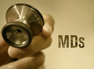 MDs (TV series) - Image: M Ds TV Logo