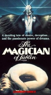 <i>The Magician of Lublin</i> (film) 1979 film by Menahem Golan