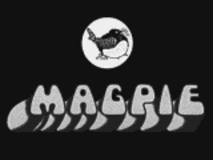 Magpie (TV series) - The Magpie logo.
