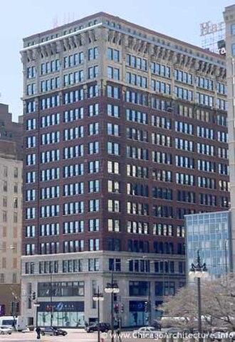 Columbia College Chicago - Alexandroff Campus Center