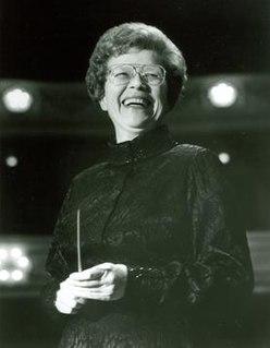 Margaret Hillis American conductor