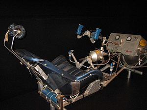 Marquardt Space Sled - Image: Marquardt space sled 1