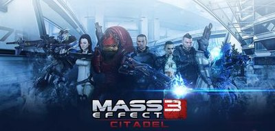 Picture of a game: Mass Effect 3: Citadel
