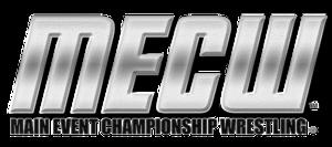 Main Event Championship Wrestling - Image: Mecw text logo 2