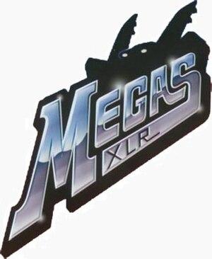 Megas XLR - Image: Megas XLR Logo