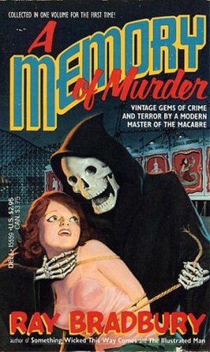 A Memory of Murder - First edition cover