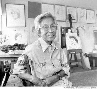 Mitsu Yashima American artist
