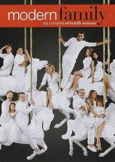 <i>Modern Family</i> (season 7) Season of television series