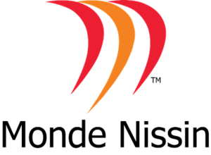 Monde Nissin - Image: Monde Nissin logo