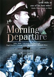 Morning Departure (1950) British DVD cover.jpg