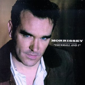Vauxhall and I - Image: Morrissey Vauxhall and I
