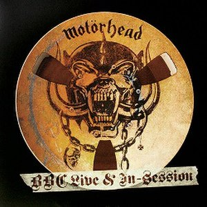 BBC Live & In-Session - Image: Motörhead BBC Live & In Session (2005)