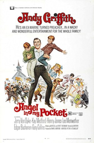 Angel in My Pocket - Promotional poster for Angel in My Pocket