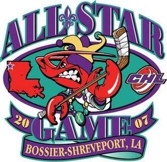 Bossier-Shreveport Mudbugs - Bossier-Shreveport hosted the 2007 CHL All-Star Game.