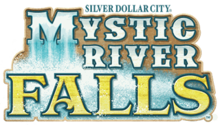 Mystic River Falls Water ride at Silver Dollar City