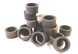 NASA spinoff technologies - Oil-free coating PS300 (on these bushings) was created by Adma with NASA resources.