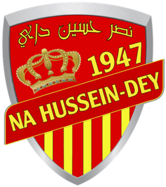 NA Hussein Dey - Image: NA Hussein Dey (logo)