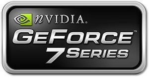 GeForce 7 series - GeForce 7 Series logo