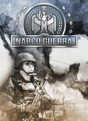 NarcoGuerra - Image: Narco Guerra Computer Game Cover Art
