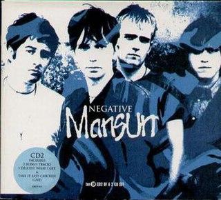 Negative (Mansun song)