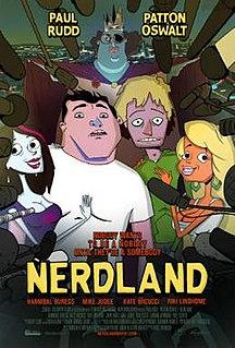 <i>Nerdland</i> 2016 film by Chris Prynoski