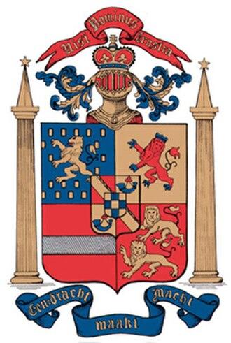 New Brunswick Theological Seminary - Image: New Brunswick Theological Seminary seal